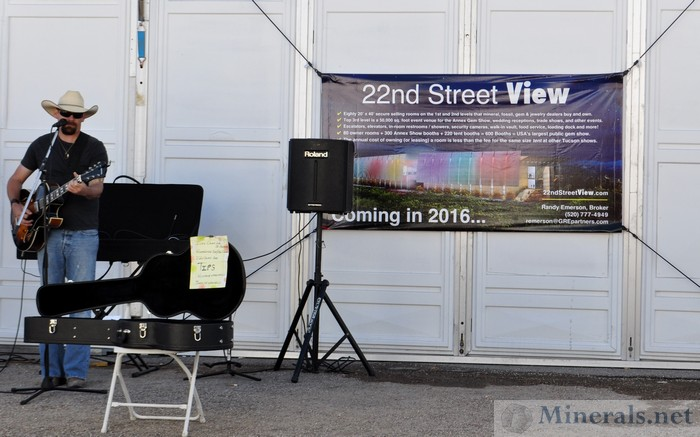 22nd Street Show Tucson View Music