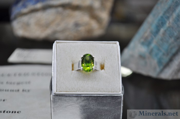 peridot colorado