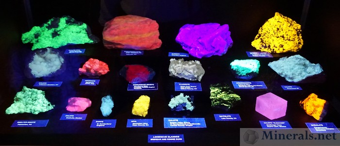 Franklin NJ Mineral Show 2015