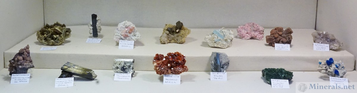 Minerals from the Collection of Jack Troy