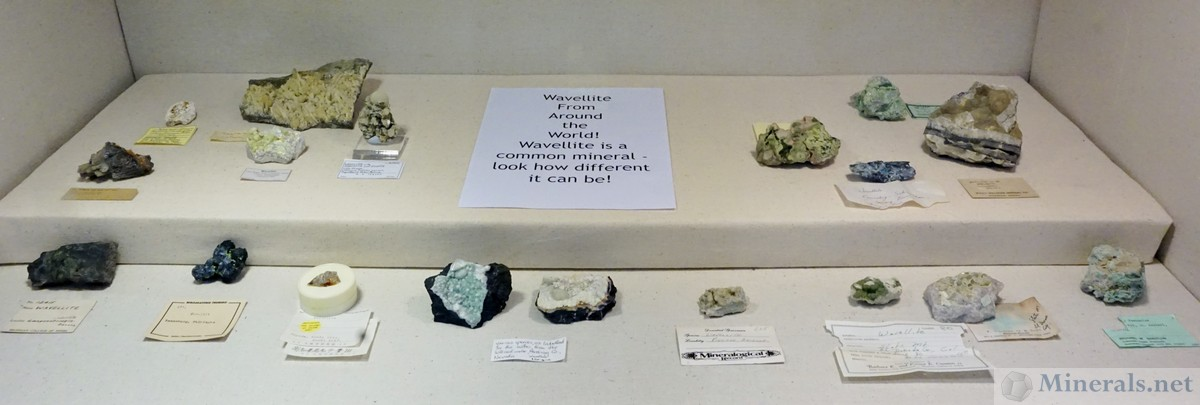 Wavellite from Around the World