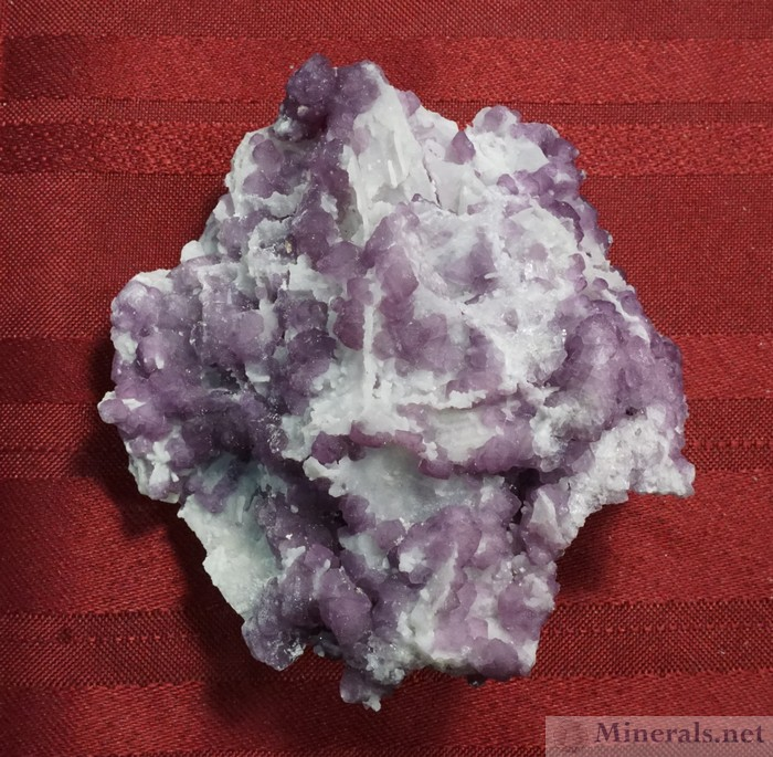 Purple Fluorite Tombstone, Arizona