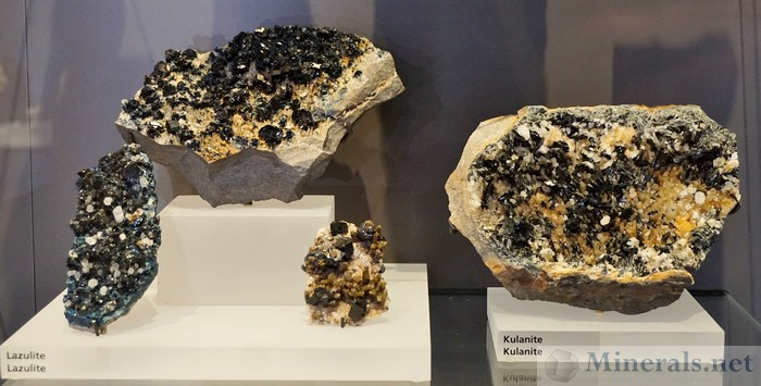ROM Phosphates from Rapid Creek Yukon Territory