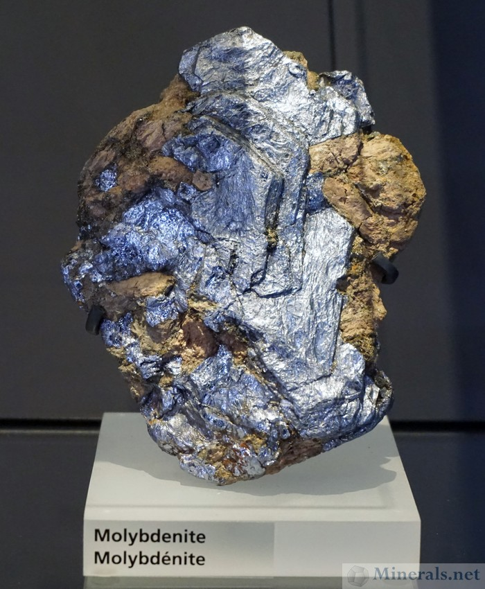 Molybdenite Moly Hill, Quebec