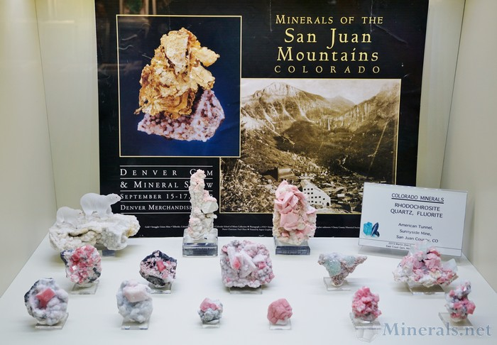 Colorado Minerals: Minerals of San Juan, Colorado