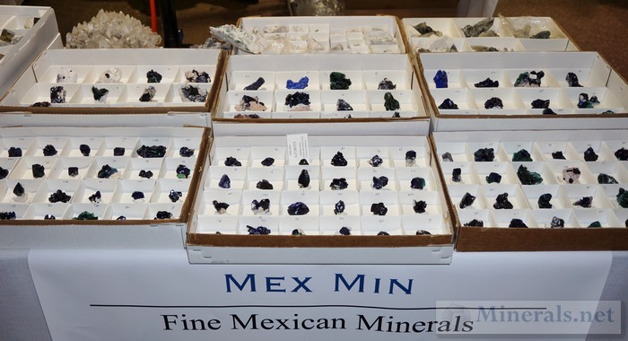 azurite milpillas mine mexico