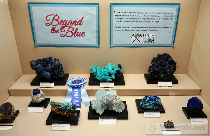 Beyond the Blue Rice Museum of Rocks & Minerals