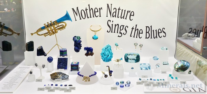 Mother Nature Sings the Blues GIA Museum