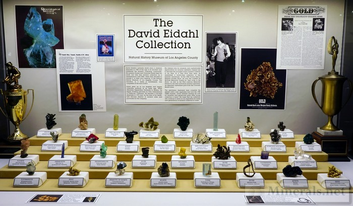 The David Eidahl Collection Natural History Museum of Los Angeles County