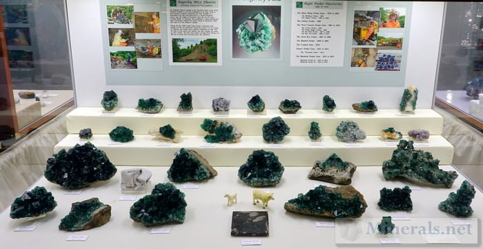 Rogerly Mine Fluorite UK Mining Ventures