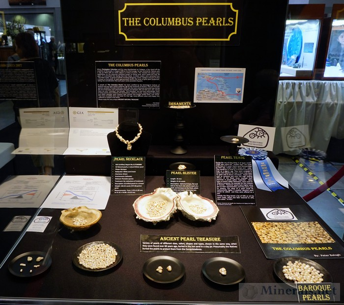 The Columbus Pearls Peter Balogh, Prehistoric Foundation