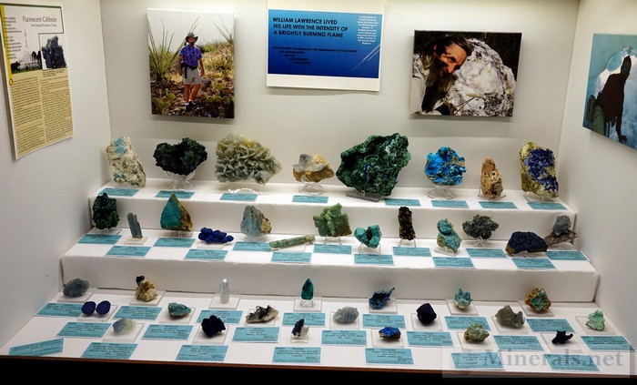 ribute to William Lawrence Mineralogical Society of Brattleboro