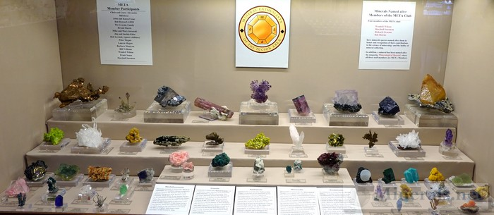 Minerals Enthusiasts of the Tucson Area