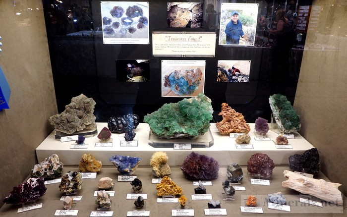 Mineral Finds from New Mexico from Glenn & Gregg Hales