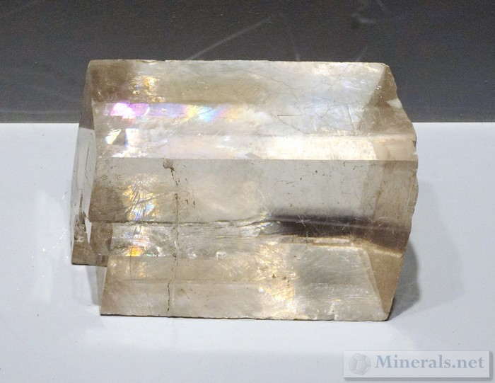 Calcite Iceland Spar from Lyon Mountain, Clinton Co., NY