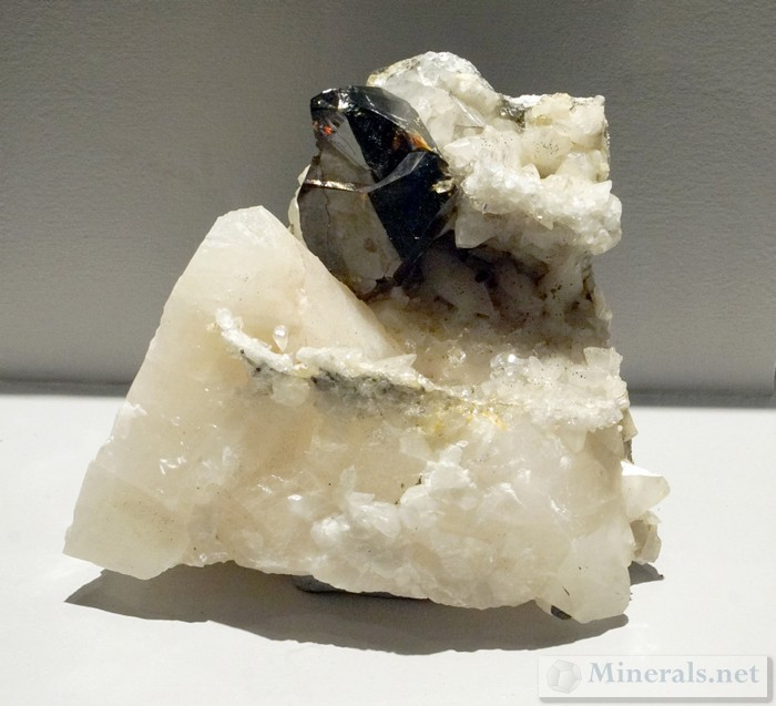 Sphalerite from Root Glen, Clinton, Oneida Co., NY
