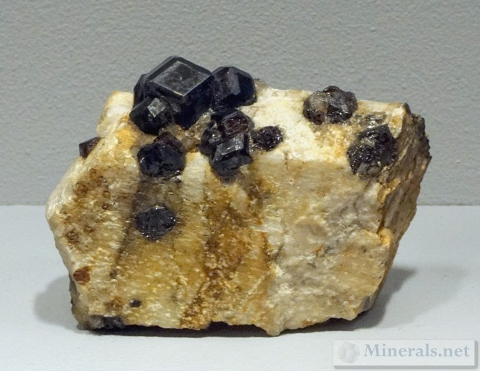 Almandine Garnet from Manhattan