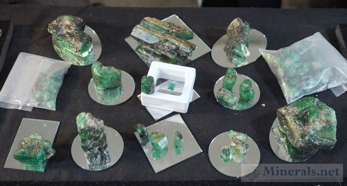 New Find of Emeralds from Guji Zone, Ethiopia