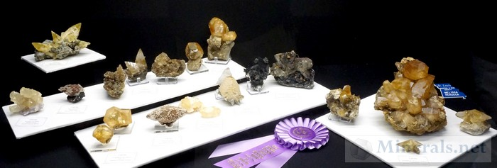 Midwest Calcites St. Louis Mineral & Gem Society Melissa Perucca
