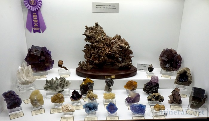 Mineral Treasures of the Midwestern USA Bob Schreiber and Charlie Sahlman