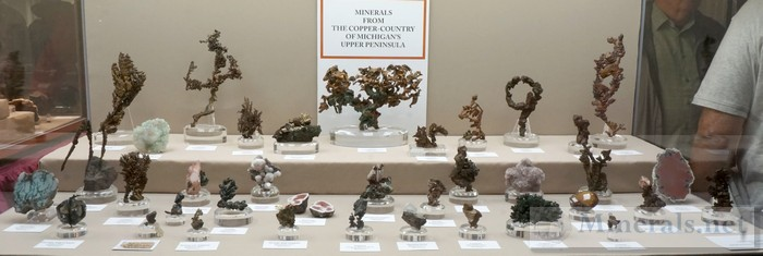 Minerals from the Copper Country of Michigan's Upper Peninsula Donald and Gloria Olson
