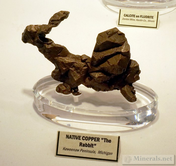 Copper Rabbit from the Keweenaw Peninsula, MI Scott Rudolph