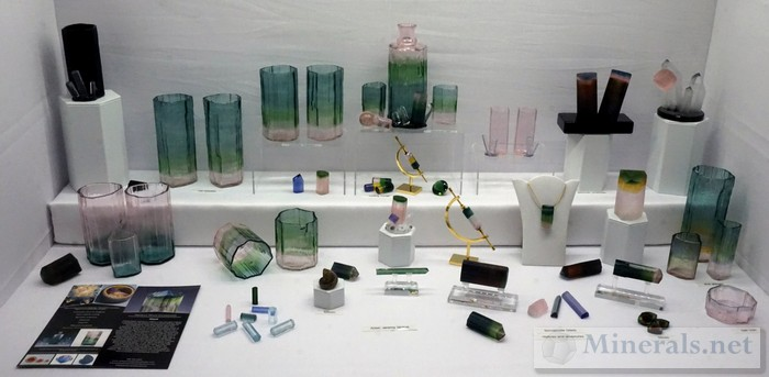 Tourmaline%}-Inspired Cups and Other Art Jeremy Sirikus