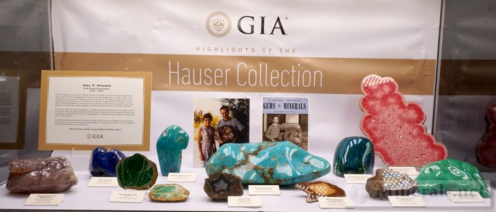 >GIA Highlights of the Hauser Collection