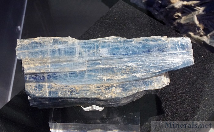 Large Kyanite Crystal from North Carolina
