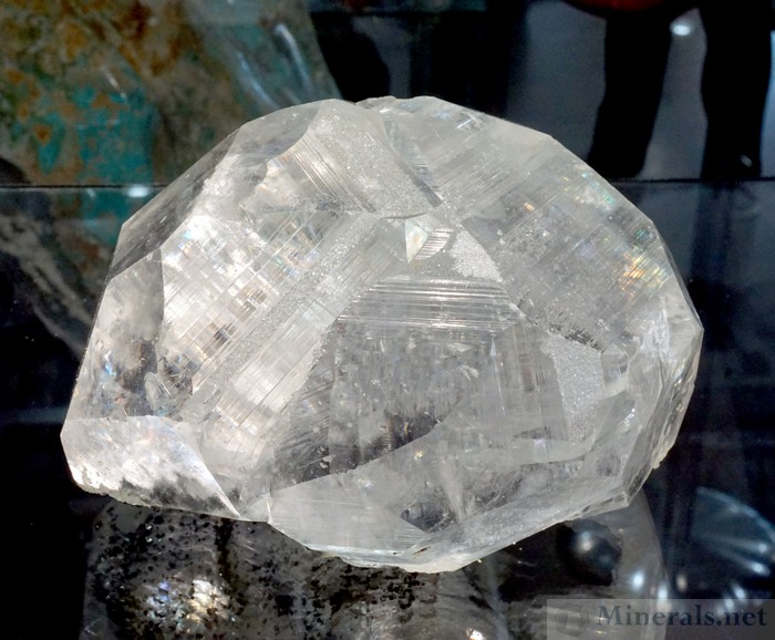 Large Floater Calcite Crystal from Dalnegorsk, Russia