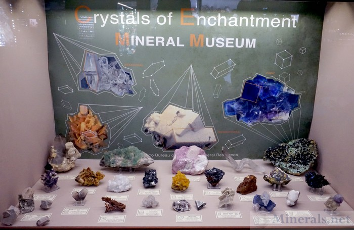 Crystals of Enchantment