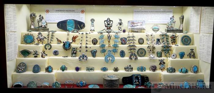 Southwest Indigenous Lapidary & Jewelry Amerind Museum