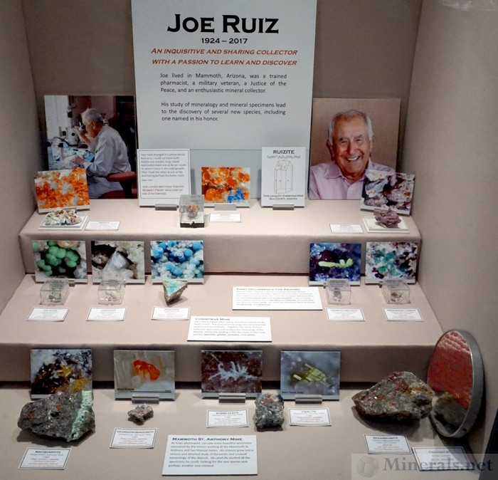 Joe Ruiz (1924-2017) - An Inquisitive and Sharing Collector with a Passion to Learn and Discover