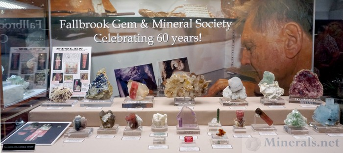 Fallbrook Gem & Mineral Society - Celebrating 60 Years