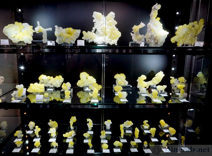 Yellow Brucite from the Khuzdar District, Baluchistan, Afghanistan, Fine Art Minerals (Mustafa Ghulam)