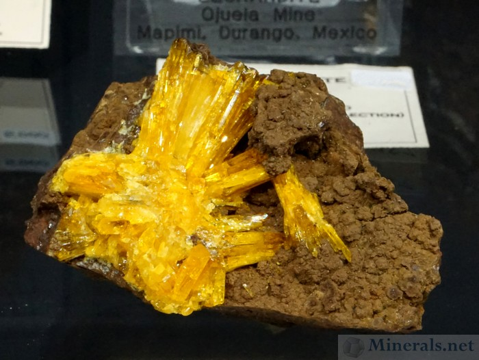 Legrandite from a new find in the Ojuela Mine, Mapimi, Durango Mexico, Unique Minerals