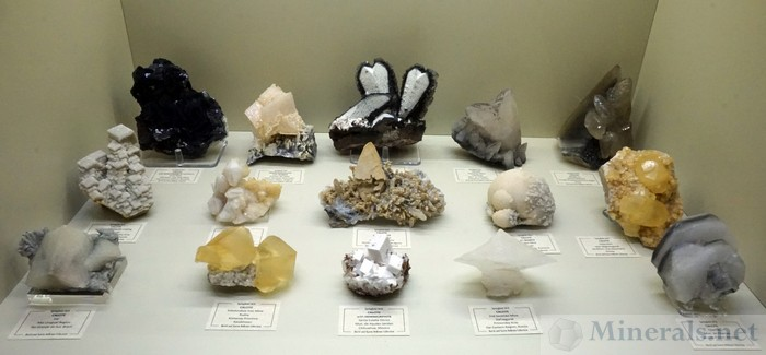 Unusual Calcite Crystals from Worldwide Localities