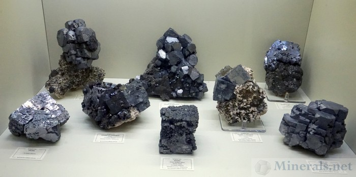 Large Display Galena from the Tri-State District of Oklahoma, Kansas, and Missouri