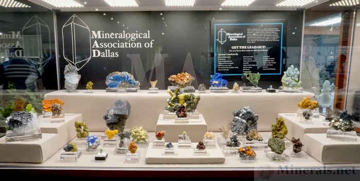 Get the Lead Out, Mineralogical Association of Dallas (MAD)