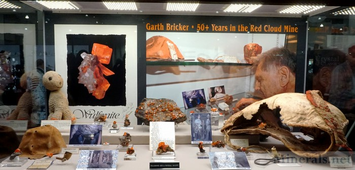 Garth Bricker - 50+ Years in the Red Cloud Mine, Fallbrook Gem & Mineral Society