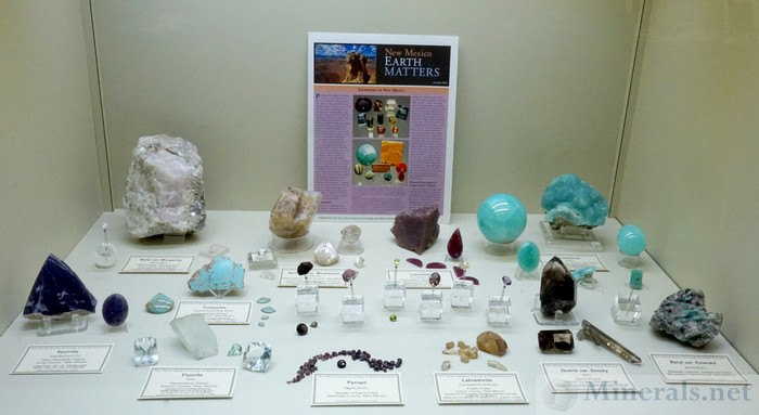 Gemstones of New Mexico