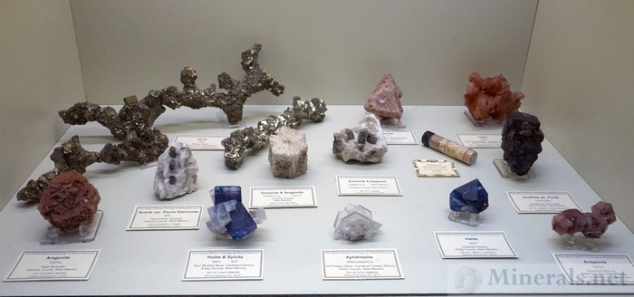 Another Nice New Mexico Mineral Assortment