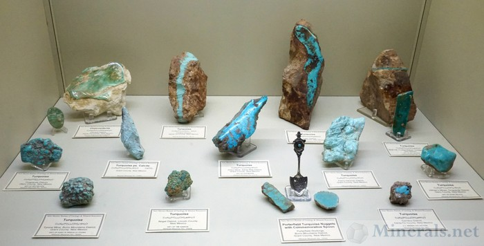 New Mexico Turquoise
