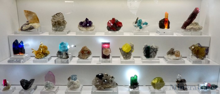 An Amazing Case of Exceptional Minerals - Walt Donovan