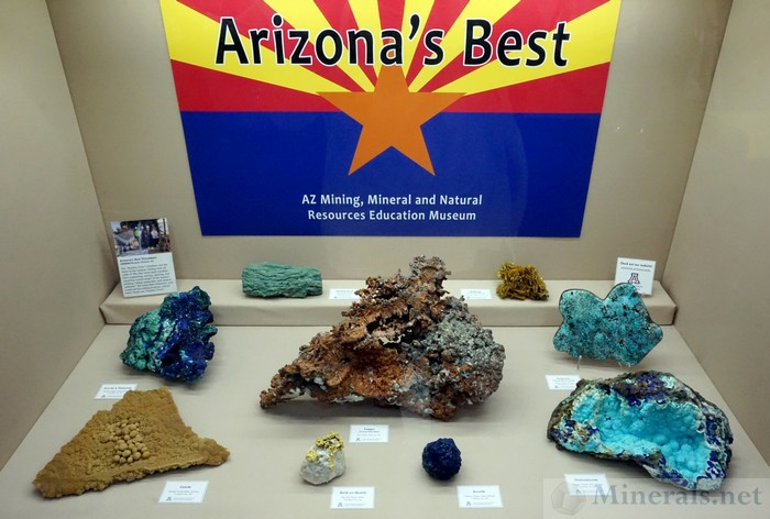Arizona's Best - AZ Mining, Mineral and Natural Resources Education Museum