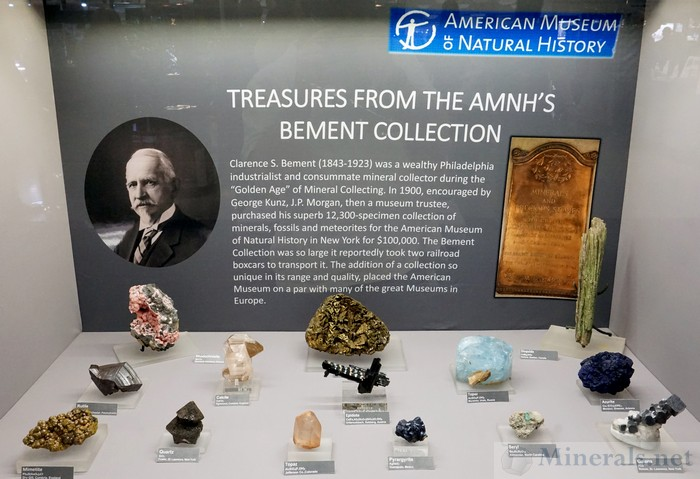 Treasures from the AMNH'S Bement Collection - American Museum of Natural History