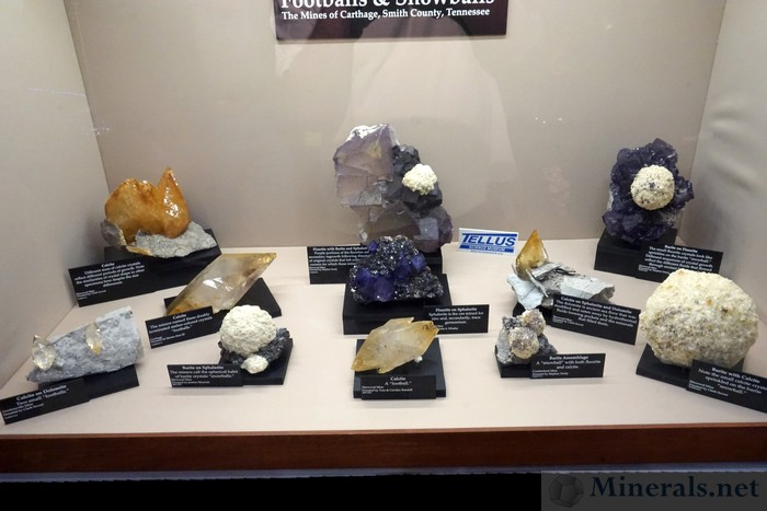 Footballs and Snowballs: The Mines of Carthage, Smith Co., Tennessee - Tellus Science Museum