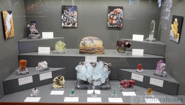 Colorful Gemstone Minerals - JTV Internal Collection