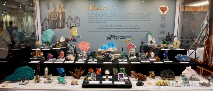 The Mineralogical Record: Celebrating 50 years of Excellence - Arizona Mineral Minions