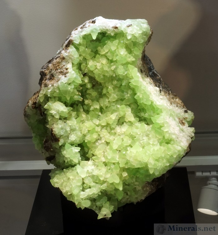Kiwi Calcite from Garfield Co., Utah